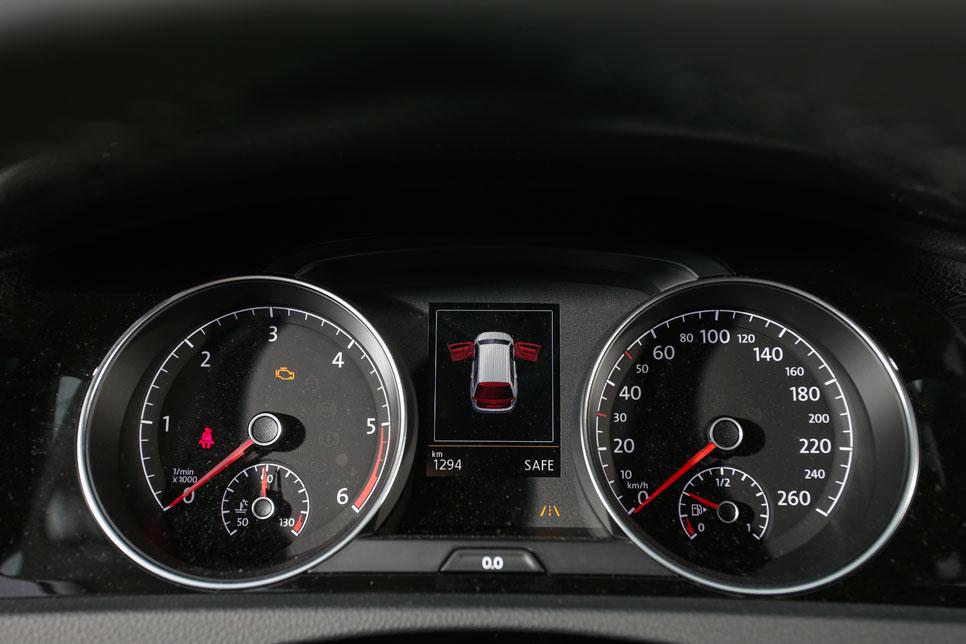 Prueba Volkswagen Golf Variant 2.0 TDI DSG