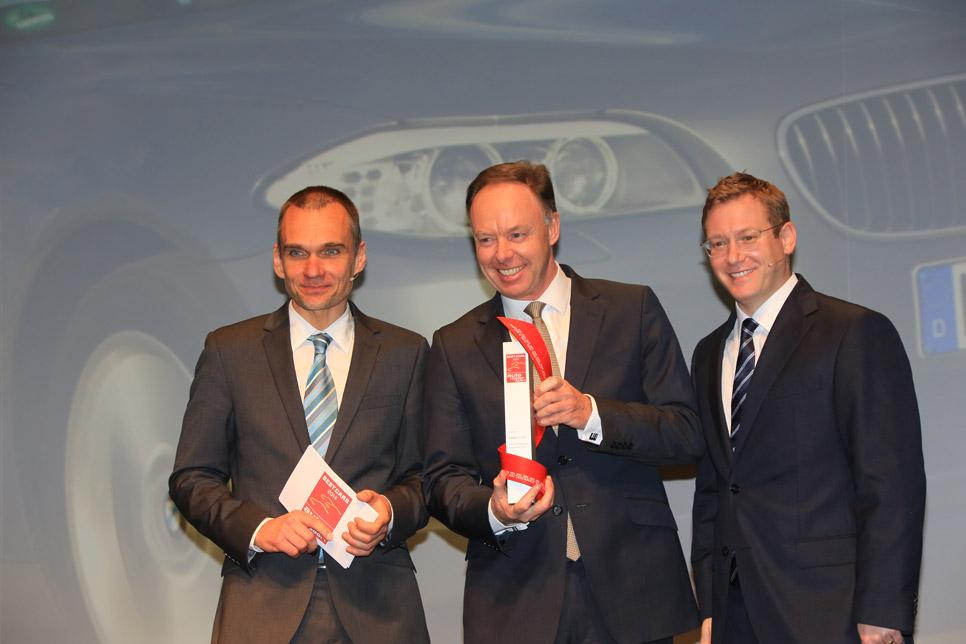 los coches favoritos de los alemanes Best Cars 2014