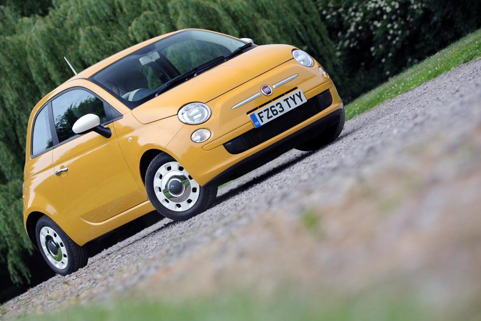 Best Cars 2014 Italia: Fiat 500
