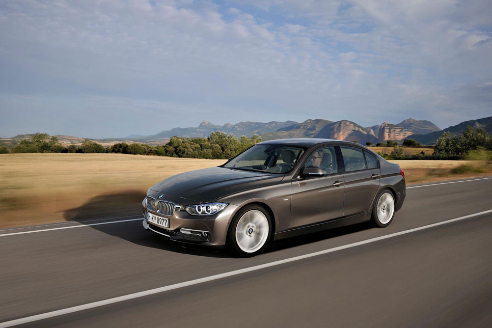 Best Cars 2014 Italia: BMW Serie 3