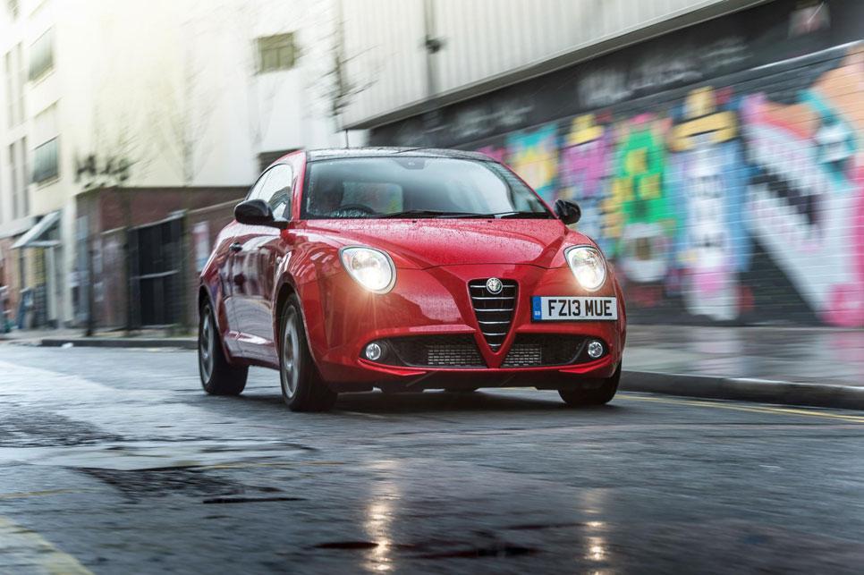 Best Cars 2014 Italia: Alfa Romeo MiTo