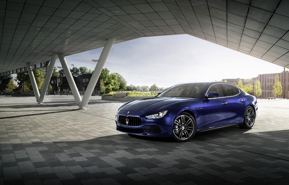 Best Cars 2014 Italia: Maserati Ghibli