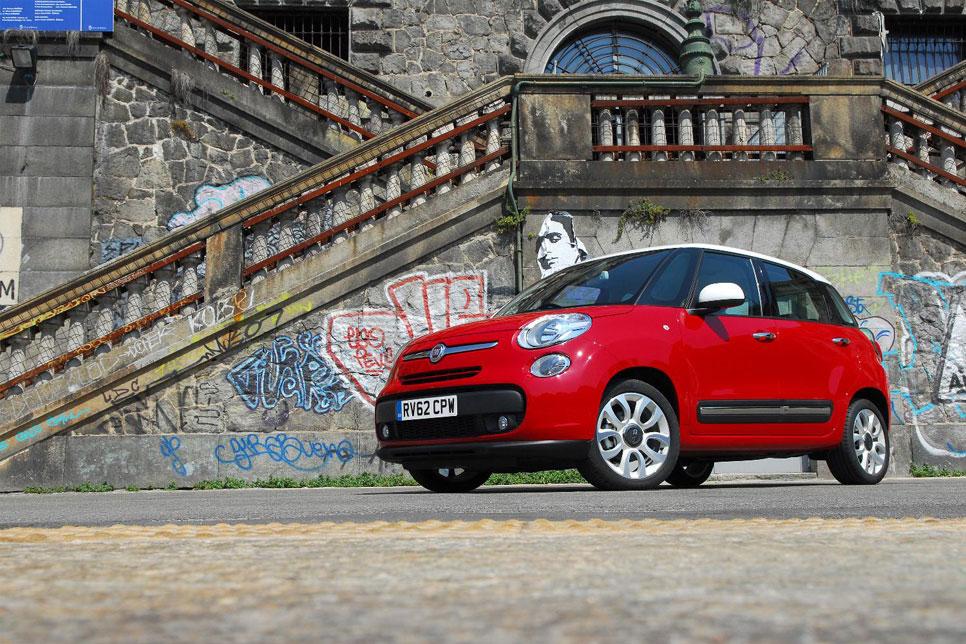 Best Cars 2014 Italia: Fiat 500L