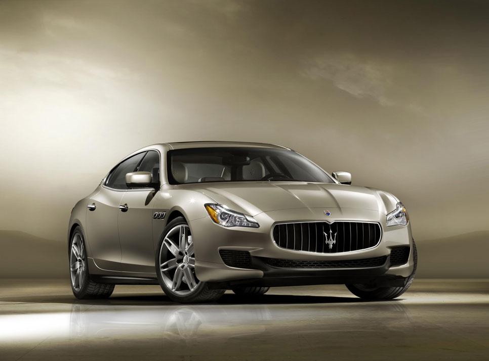 Best Cars 2014 Italia: Maserati Quattroporte