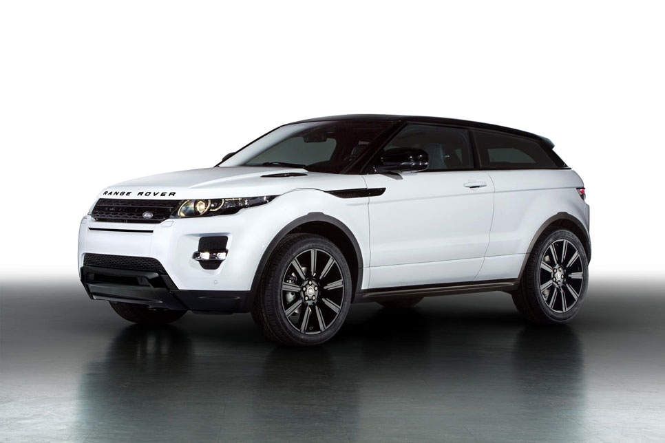 Best Cars 2014 Italia: Range Rover Evoque