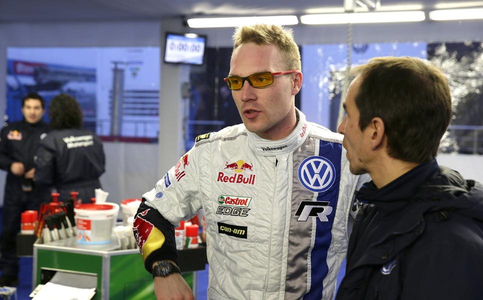 Rallye de Suecia 2014 - Miércoles