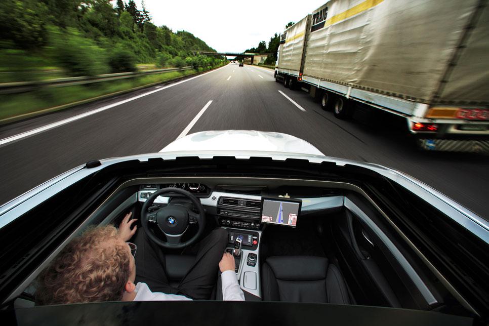 Las tecnologías del futuro de nuestro coche
