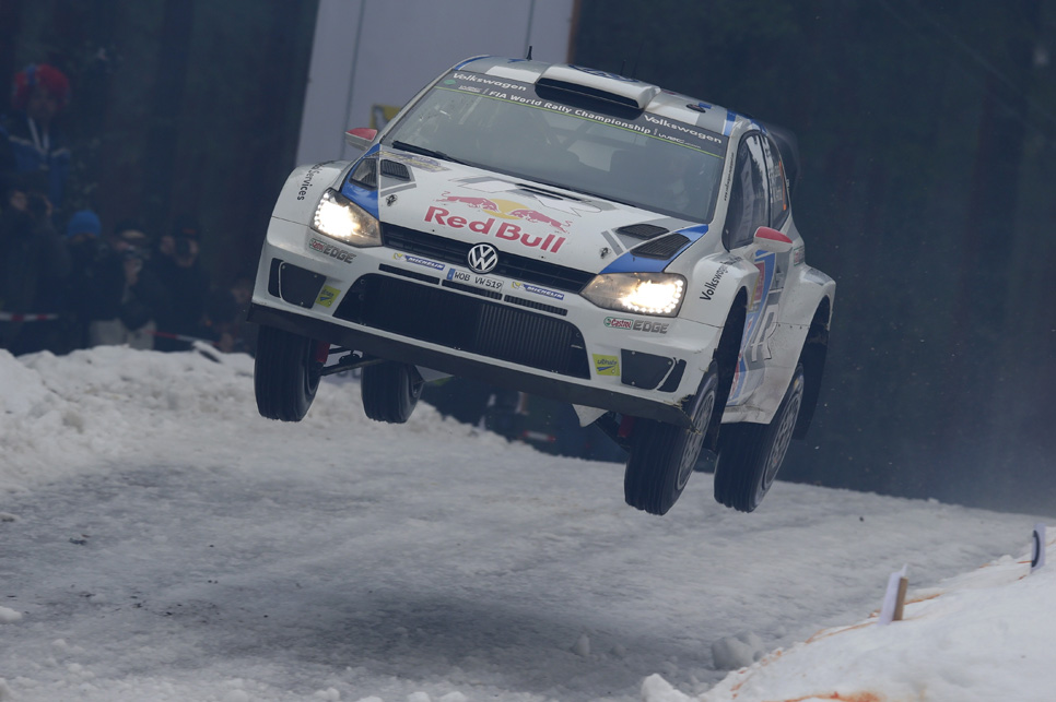 Rallye de Suecia 2014 - Sábado