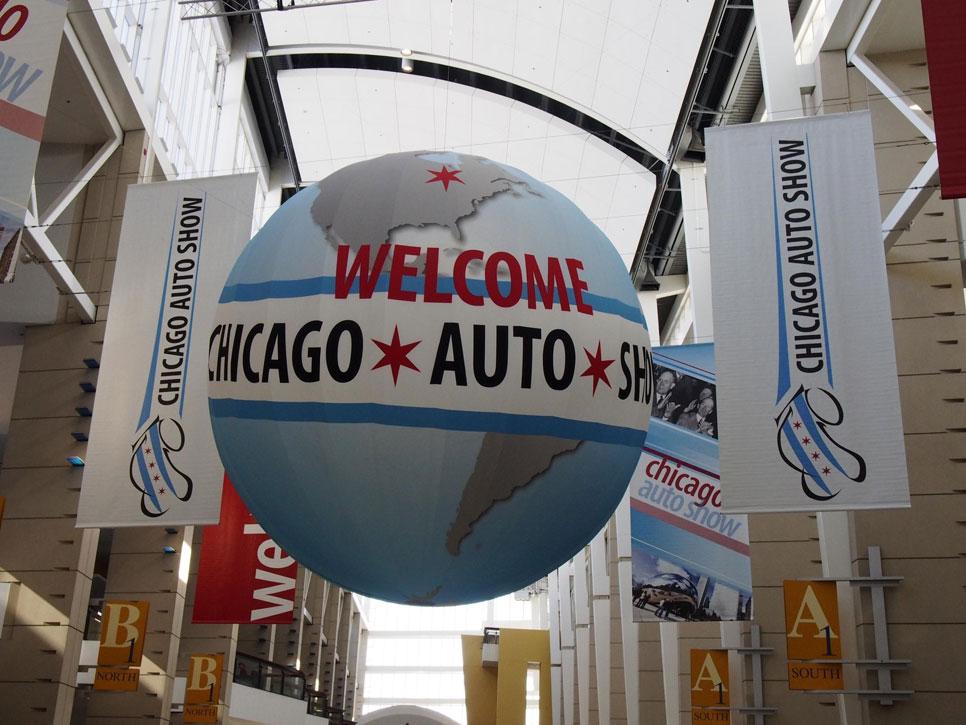 Lo mejores coches del Salón de Chicago 2014