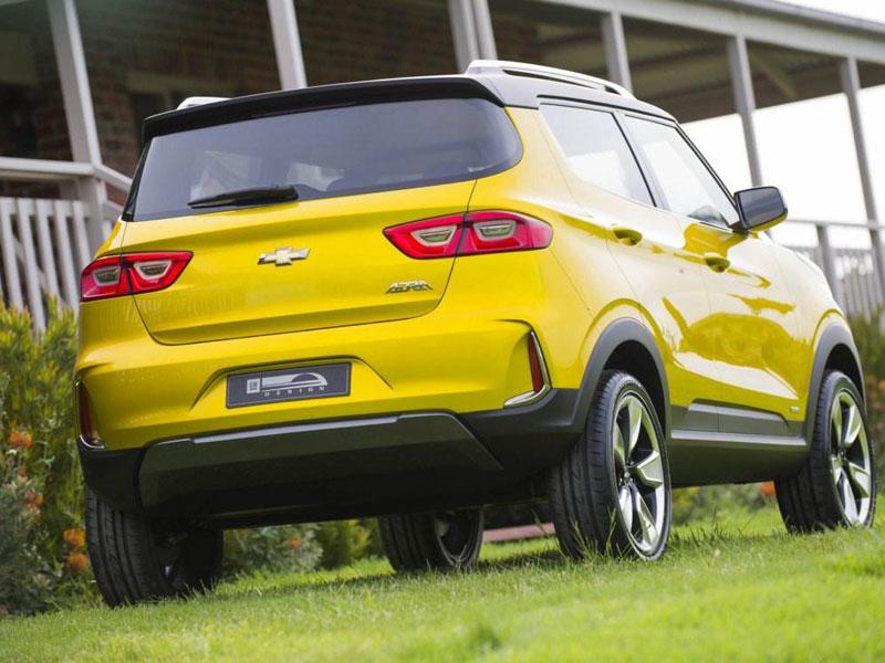 Chevrolet Adra, SUV para mercados emergentes