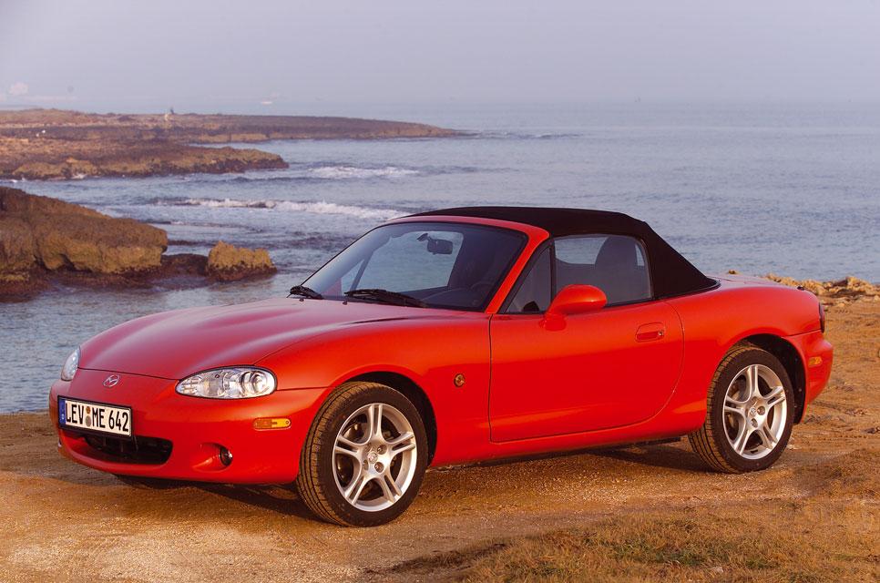 El Mazda MX-5 cumple 25 años