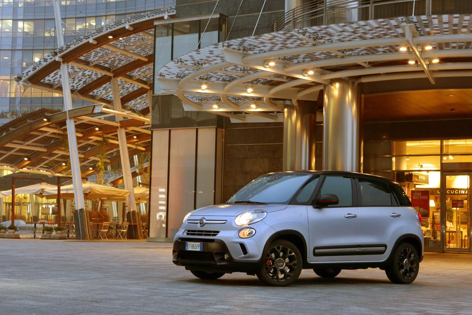Fiat 500L Trekking Beats Edition