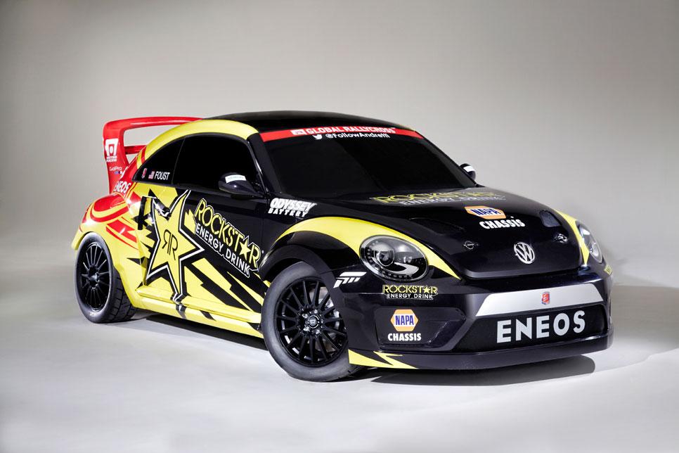 Volkswagen GRC Beetle Rallycross