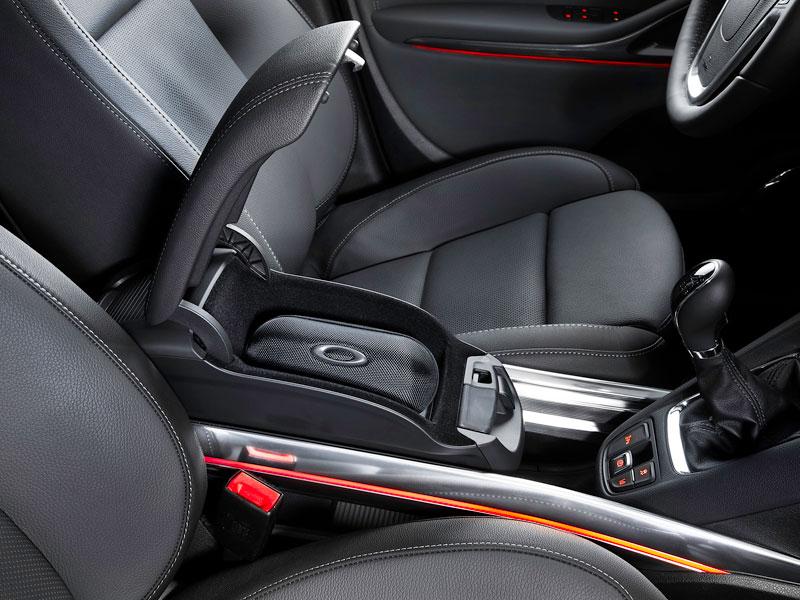 Sistema FlexRail de Opel