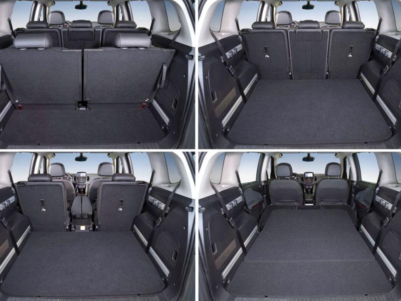 Los sistemas Flex de Opel