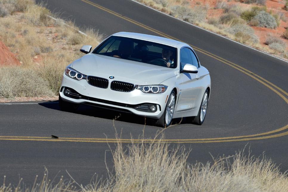 Probamos el BMW Serie 4 Cabrio
