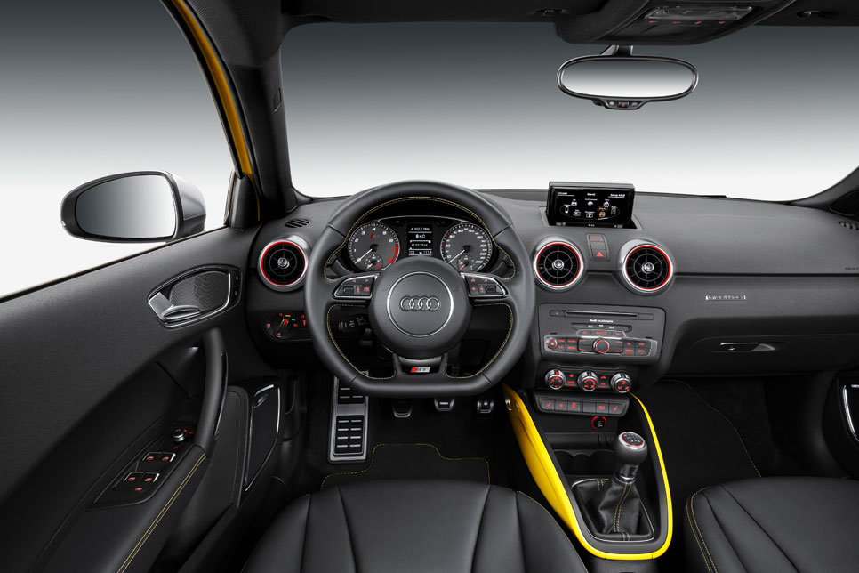 Nuevo Audi S1, misil deportivo de 231 CV