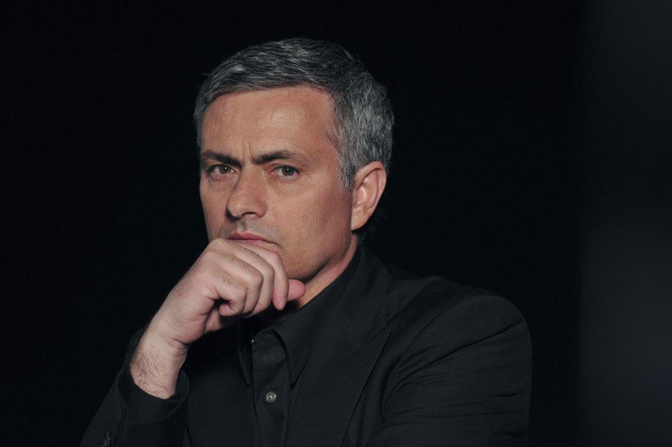 Jose Mourinho y su Jaguar F-Type Coupé