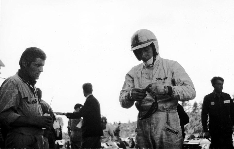 John Surtees, su vida en imágenes