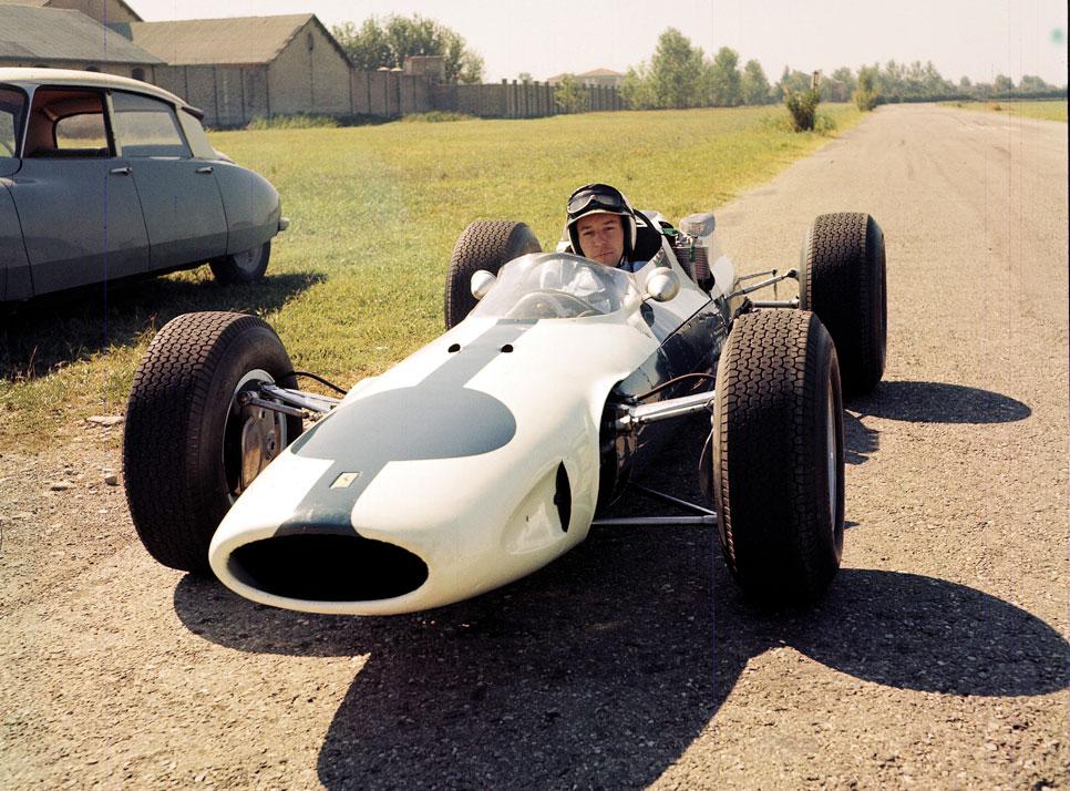 John Surtees 80 aniversario