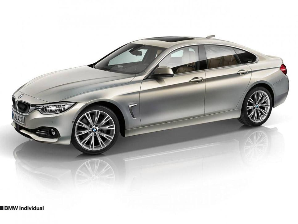 BMW Serie 4 Gran Coupé gran coche