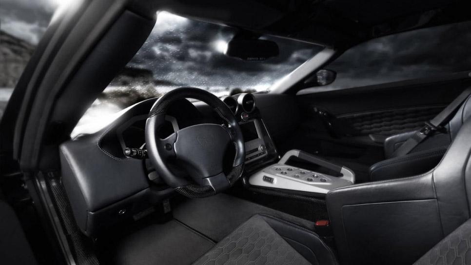 Zenvo ST1, el hiperdeportivo danés