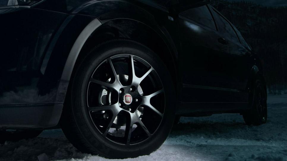 Fiat Freemont 'Black Code'