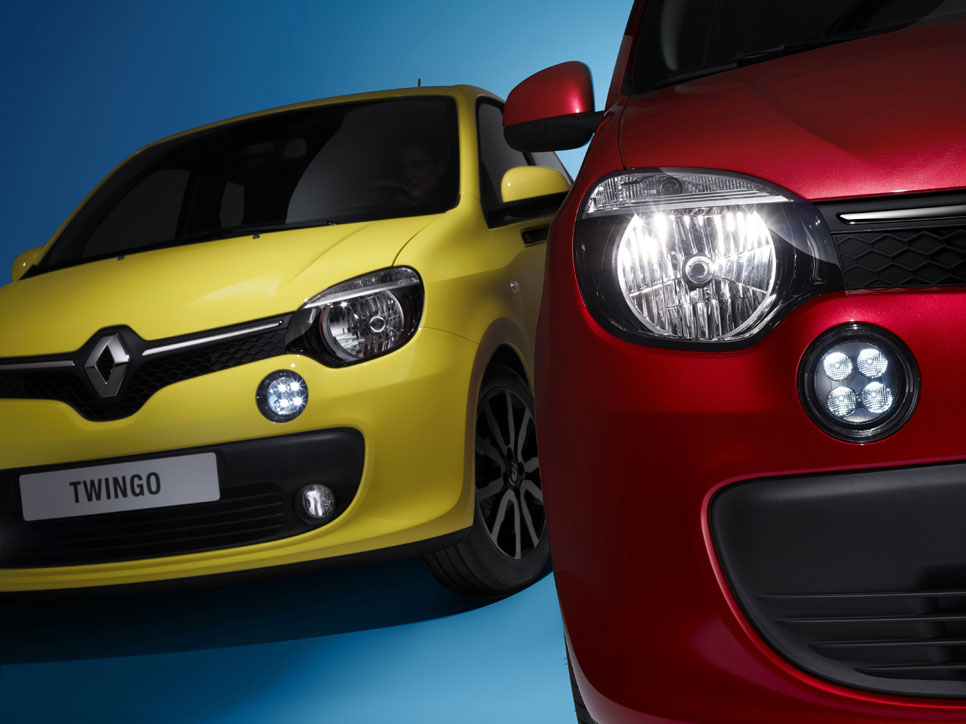 Nuevo Renault Twingo 2014