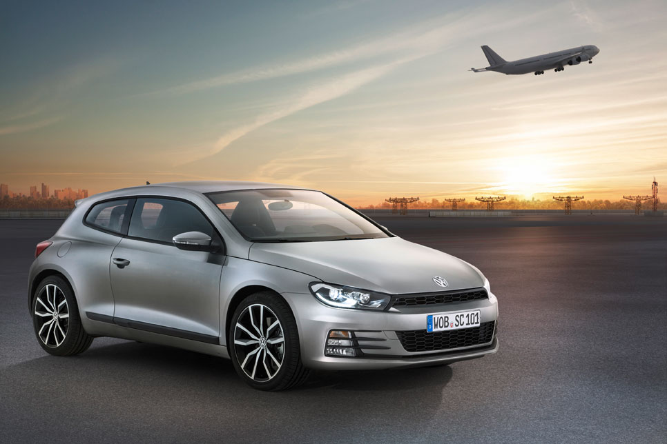 El Volkswagen Scirocco se actualiza