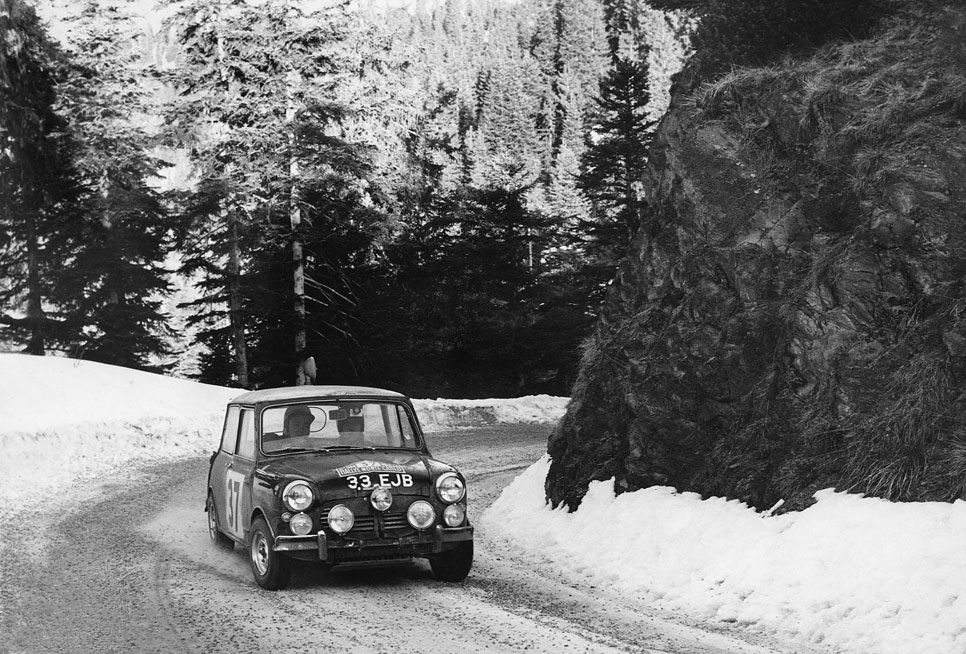 1964. Mini gana el Montecarlo