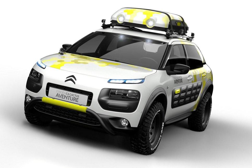Citroën C4 Cactus Aventure Concept