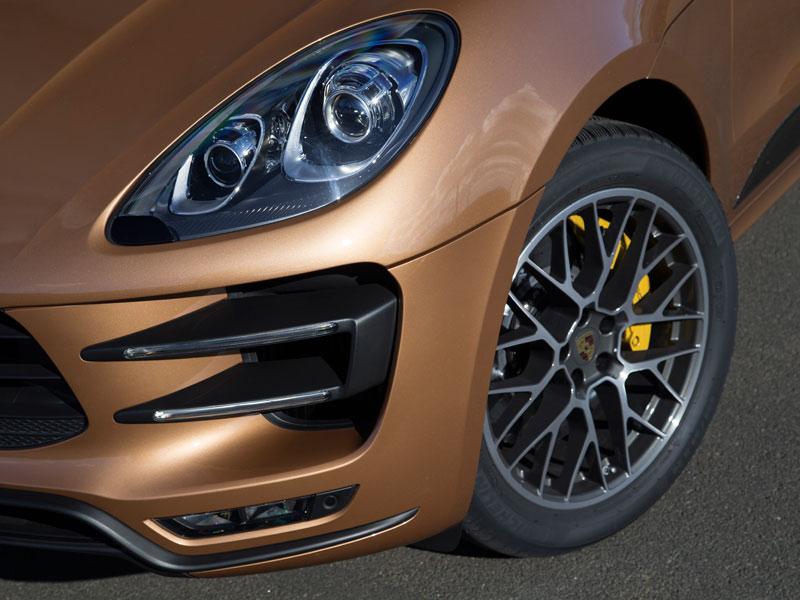 Porsche Macan, el SUV deportivo