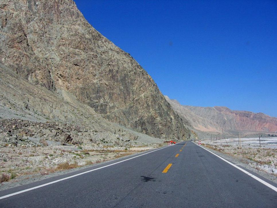Carretera del Karakórum