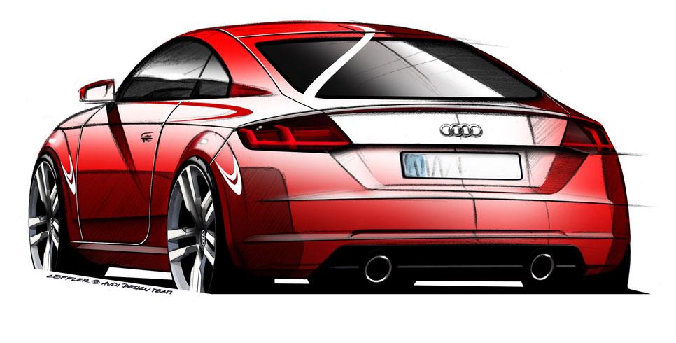 Nuevo Audi TT 2014