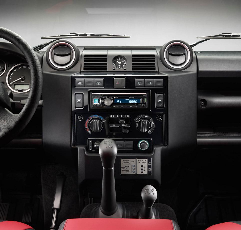 Land Rover Defender 2014