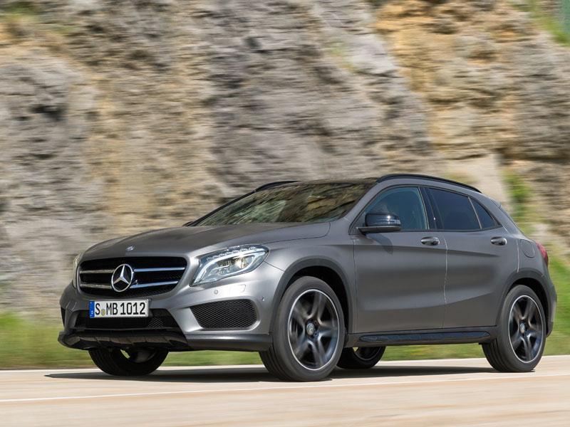 Mercedes GLA, toma de contacto
