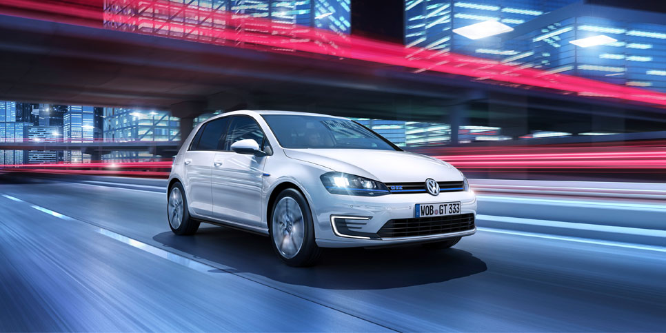 Volkswagen Golf GTE, el Golf híbrido enchufable