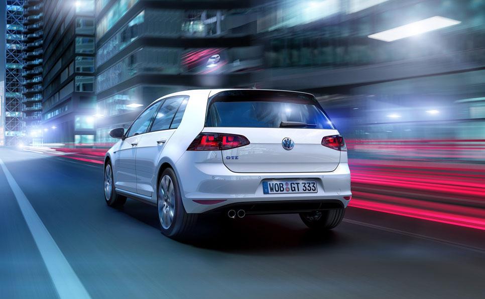 Volkswagen Golf GTE híbrido