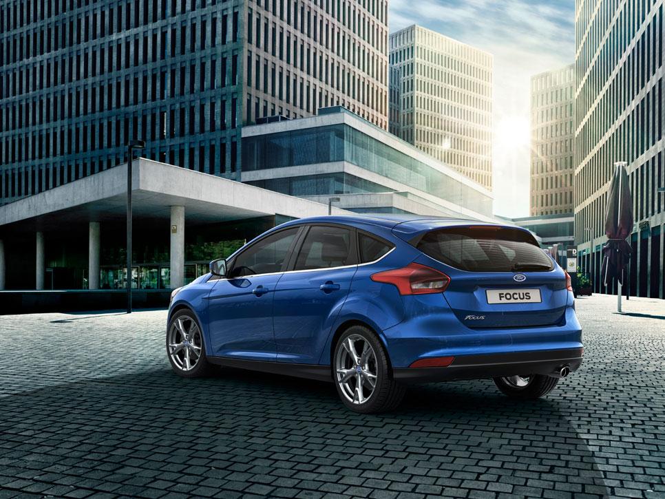 Nuevo Ford Focus 2014