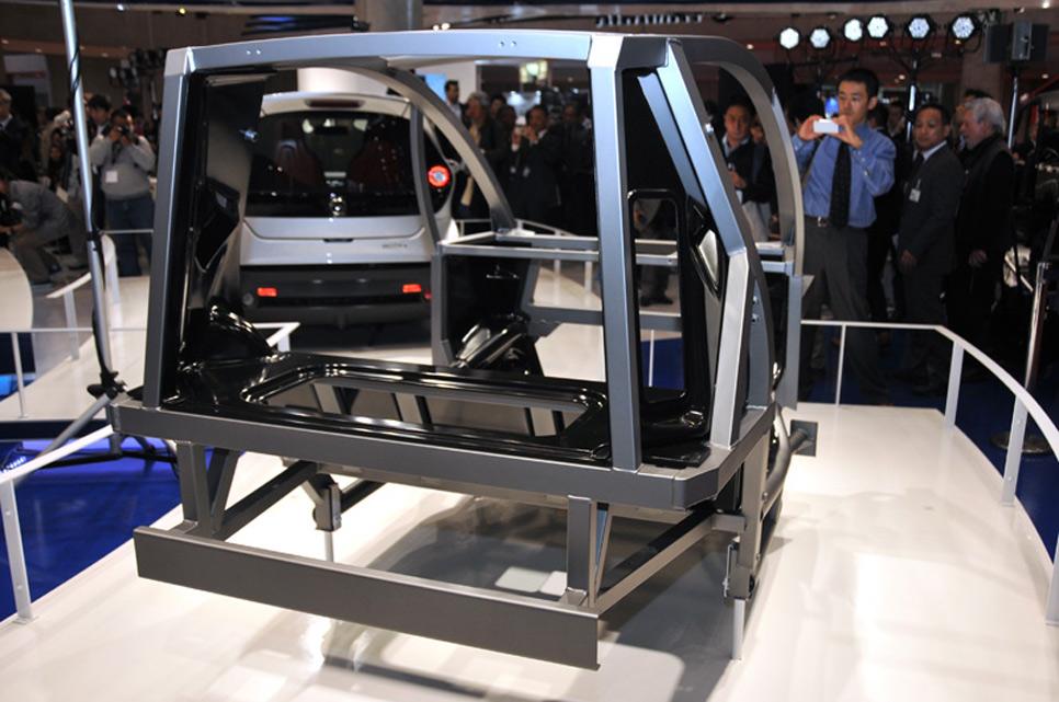 iFrame Yamaha y Honda Jazz: nuevos métodos de construcción