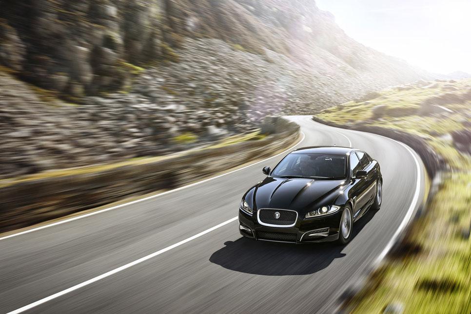 Jaguar XFR-Sport 2015