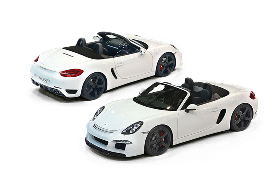 Ruf, el preparador Porsche por excelencia