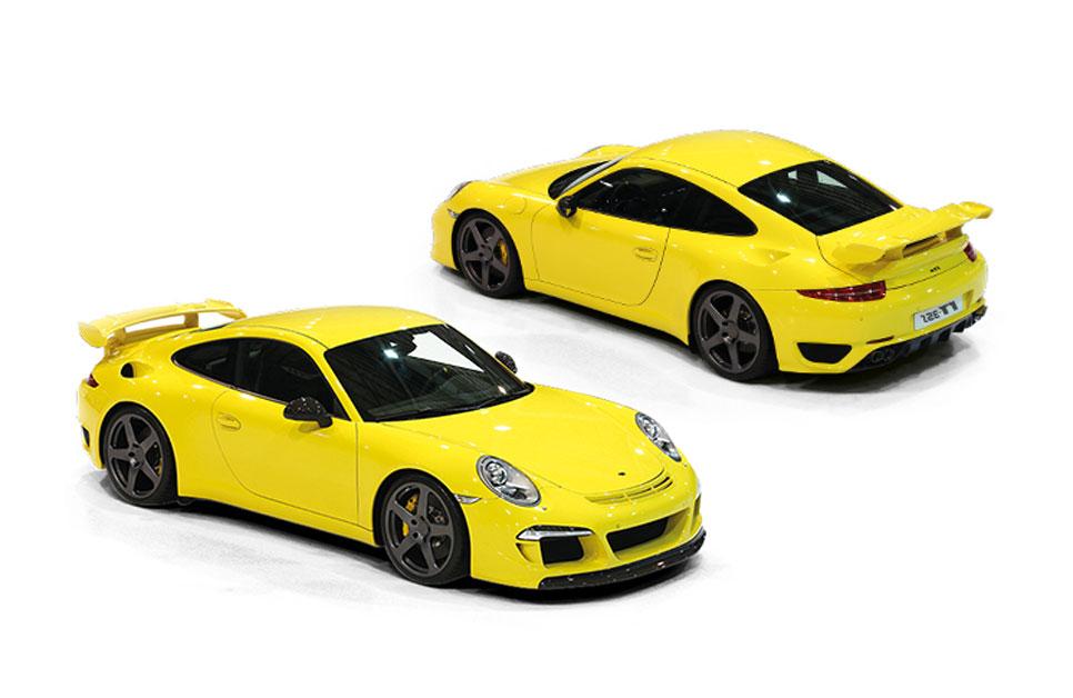 Porsche Ruf RT35