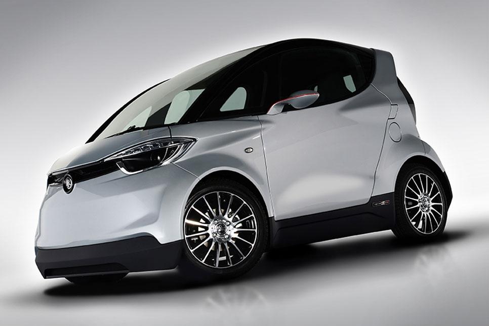 Yamaha Motiv.e, el coche eléctrico de Yamaha