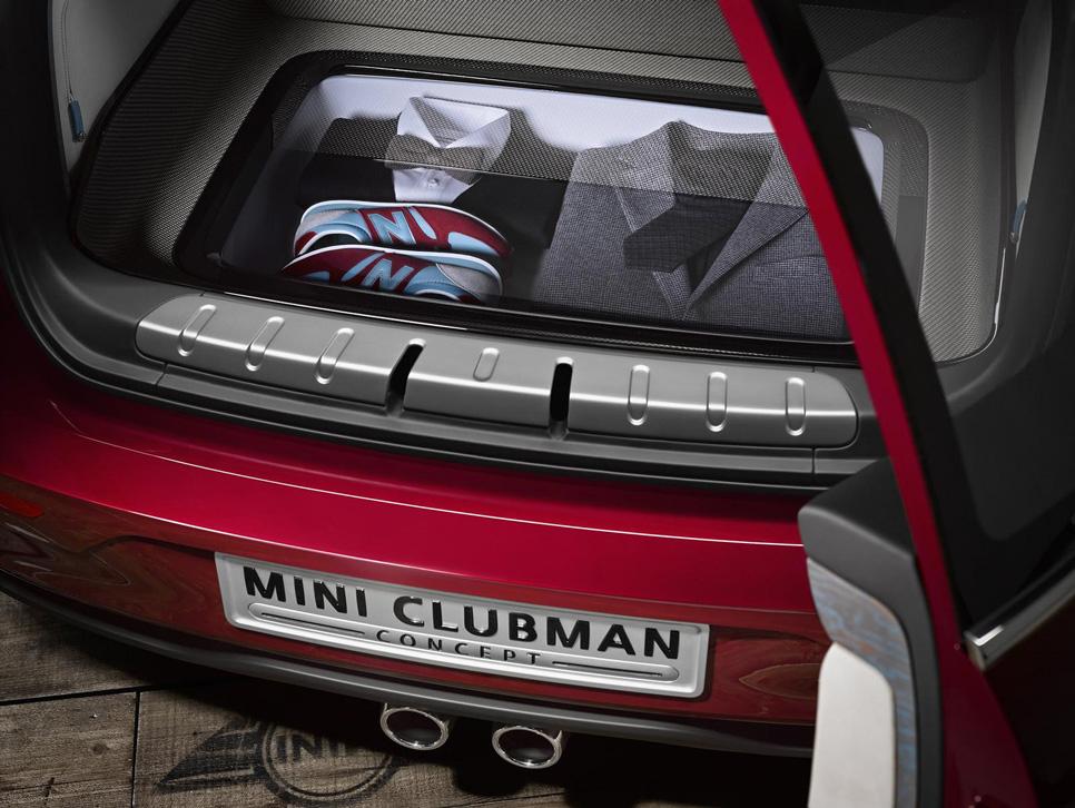 Nuevo Mini Clubman