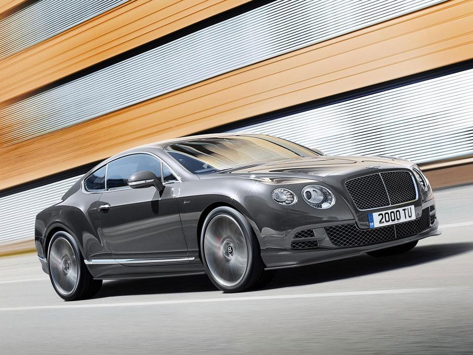 Bentley Continental y Flying Spur