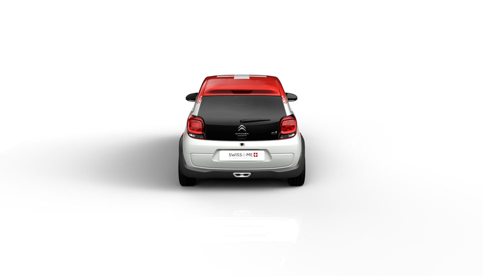 Citroën C1 'Swiss and Me'
