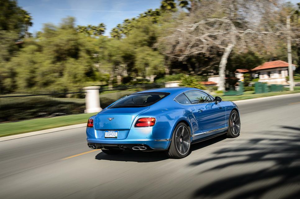 Bentley Continental V8 S