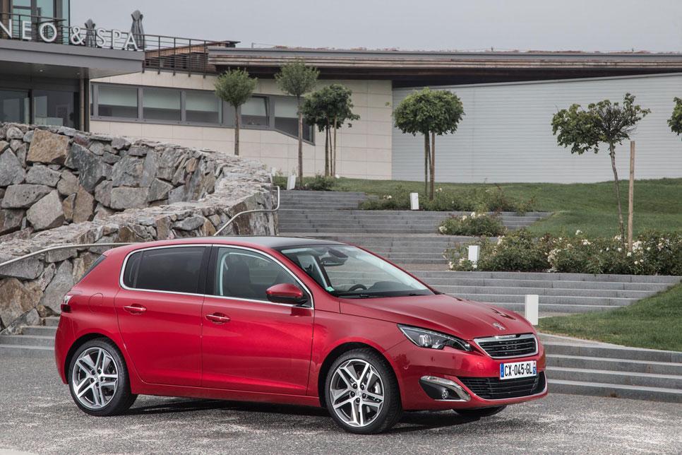 Coche del Año 2014: Peugeot 308