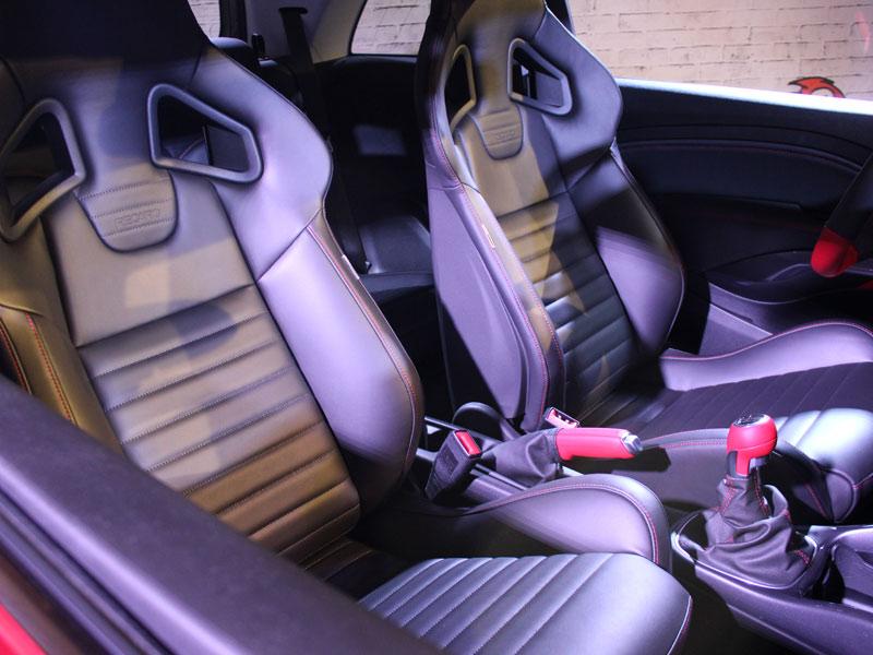 Opel Adam S, mini deportivo